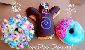 Voo Doo Donuts