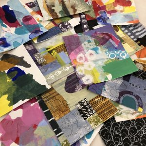 Collage papers