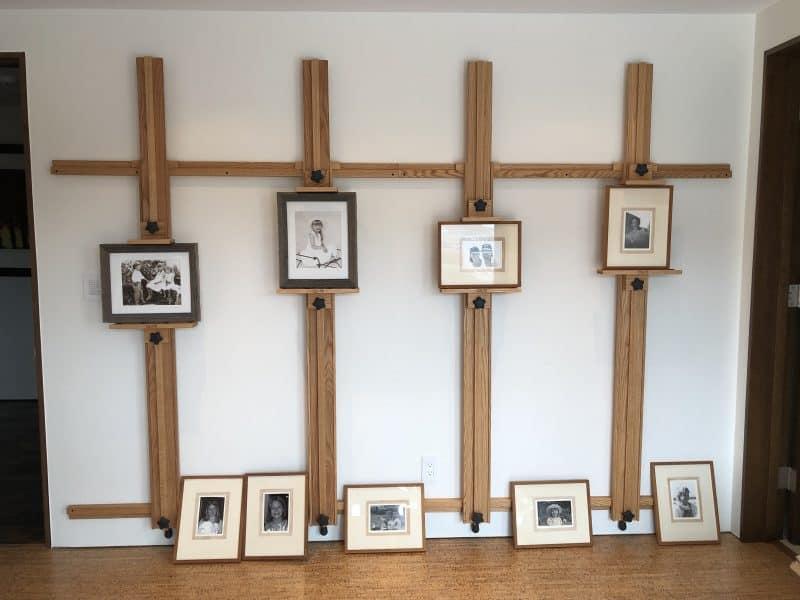 Wall easel paper bird studio & design