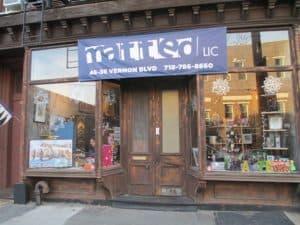 Matted-LIC