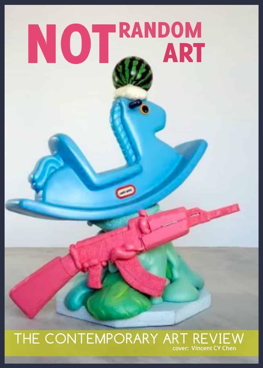 NotRandomArt magazine cover